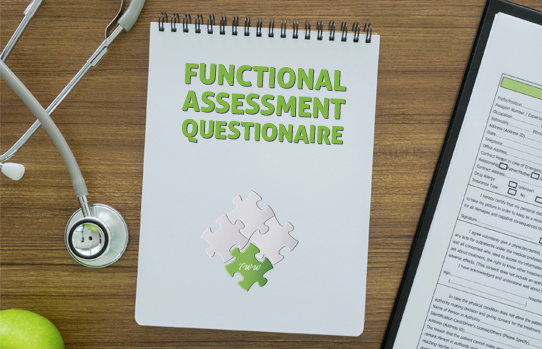 Functional Assessment Questionnaire